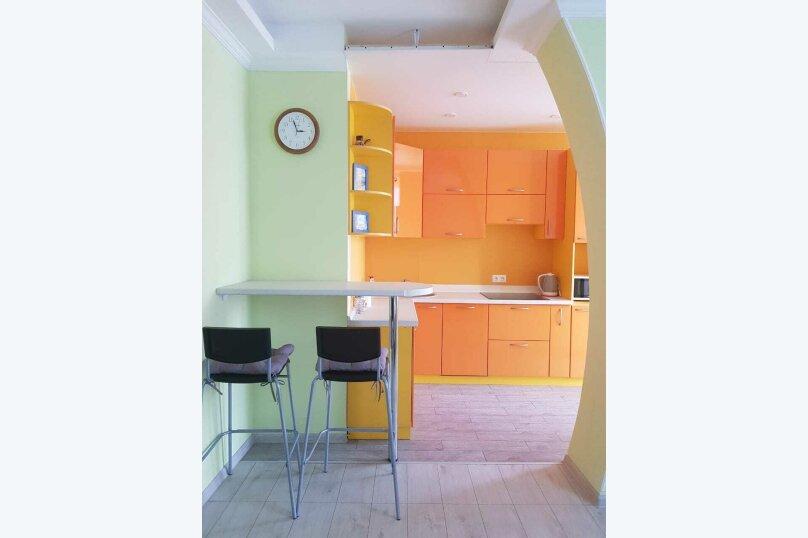 1-комн. квартира, 35 кв.м. на 3 человека, Баварская улица, 8, Краснодар - Фотография 9