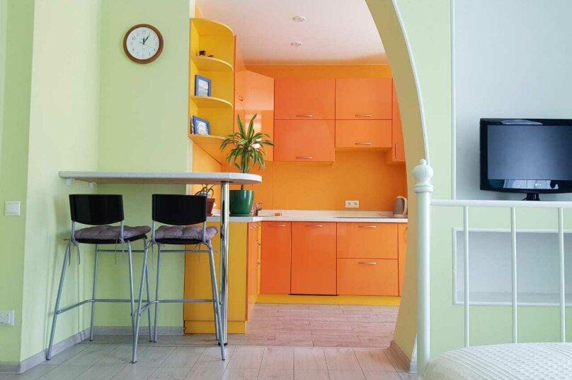 1-комн. квартира, 35 кв.м. на 3 человека, Баварская улица, 8, Краснодар - Фотография 16