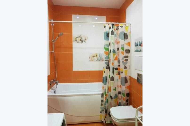 1-комн. квартира, 35 кв.м. на 3 человека, Баварская улица, 8, Краснодар - Фотография 18