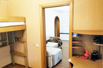 3-комн. квартира, 57 кв.м. на 5 человек, улица Станюковича, 54Г, Владивосток - Фотография 3
