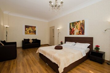 2-комн. квартира, 58 кв.м. на 6 человек, Большая Серпуховская улица, 31к5, Москва - Фотография 4