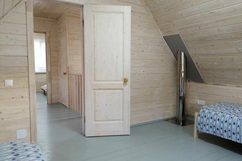 Дом для отдыха с баней, 110 кв.м. на 8 человек, 2 спальни, деревня Падиково, 48Б, Павловская Слобода - Фотография 4