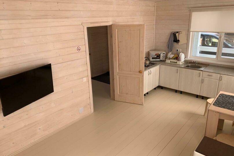 Дом для отдыха с баней, 110 кв.м. на 8 человек, 2 спальни, деревня Падиково, 48Б, Павловская Слобода - Фотография 7