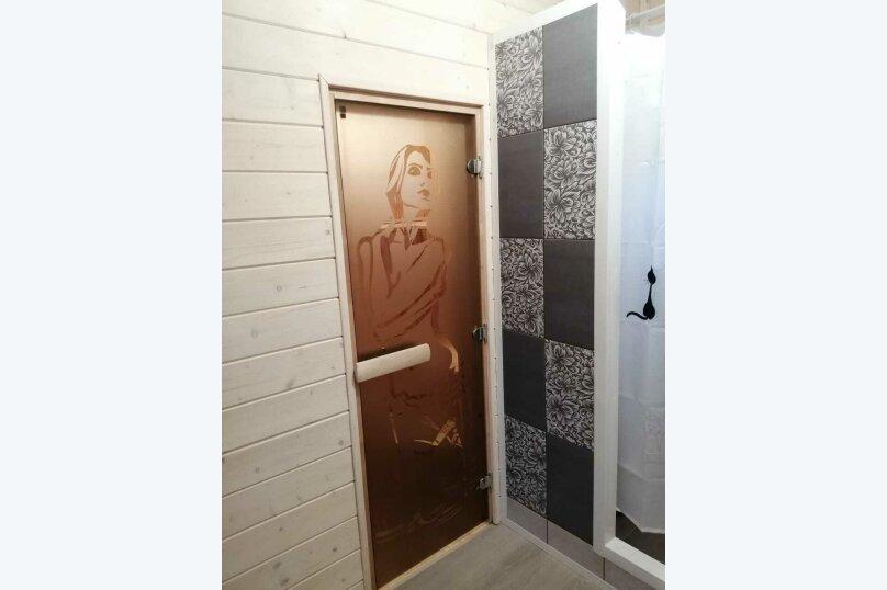 Дом для отдыха с баней, 110 кв.м. на 8 человек, 2 спальни, деревня Падиково, 48Б, Павловская Слобода - Фотография 10
