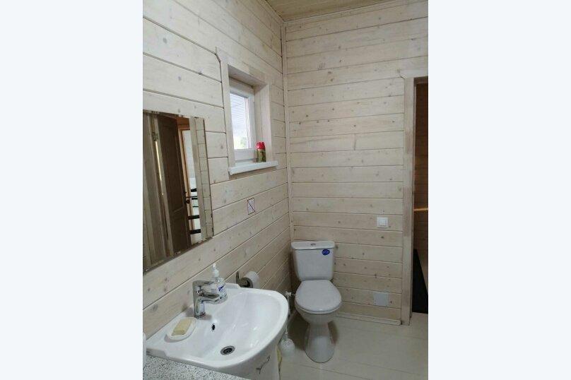 Дом для отдыха с баней, 110 кв.м. на 8 человек, 2 спальни, деревня Падиково, 48Б, Павловская Слобода - Фотография 12