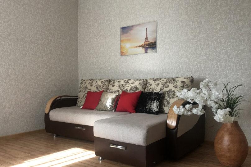 2-комн. квартира, 68 кв.м. на 4 человека, улица Зверева, 1, Иркутск - Фотография 11
