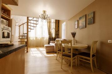 2-комн. квартира, 60 кв.м. на 4 человека, Байкальская улица, 244/2, Иркутск - Фотография 1