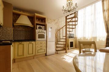 2-комн. квартира, 60 кв.м. на 4 человека, Байкальская улица, 244/2, Иркутск - Фотография 3