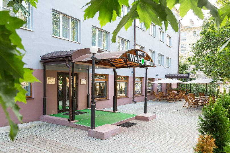 """Гостиница """"Welcome inn"""", Молотковская улица, 4 на 20 номеров - Фотография 1"""