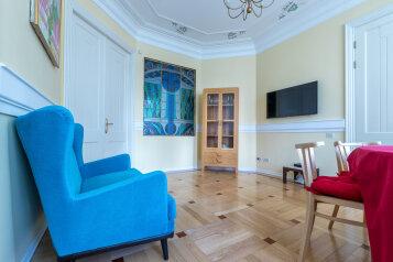 4-комн. квартира, 105 кв.м. на 6 человек, Богословский переулок, 3, Москва - Фотография 4