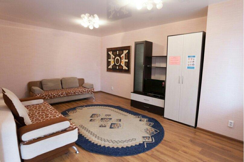 1-комн. квартира, 35 кв.м. на 4 человека, Валерии Гнаровской, 10к4, Тюмень - Фотография 2
