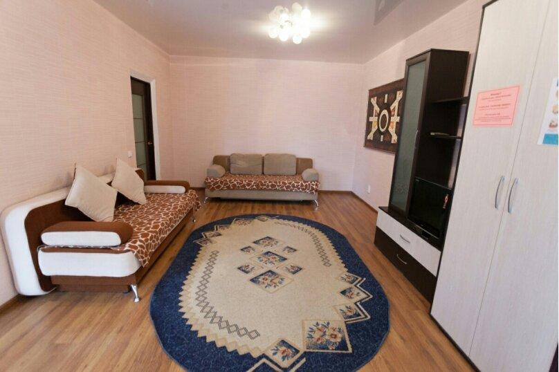 1-комн. квартира, 35 кв.м. на 4 человека, Валерии Гнаровской, 10к4, Тюмень - Фотография 3