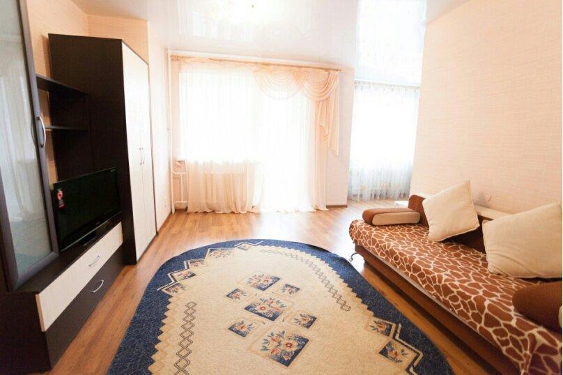 1-комн. квартира, 35 кв.м. на 4 человека, Валерии Гнаровской, 10к4, Тюмень - Фотография 4