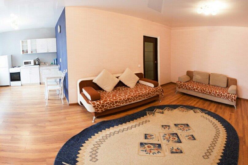 1-комн. квартира, 35 кв.м. на 4 человека, Валерии Гнаровской, 10к4, Тюмень - Фотография 5