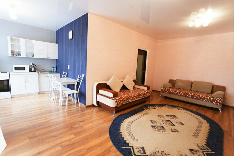 1-комн. квартира, 35 кв.м. на 4 человека, Валерии Гнаровской, 10к4, Тюмень - Фотография 6