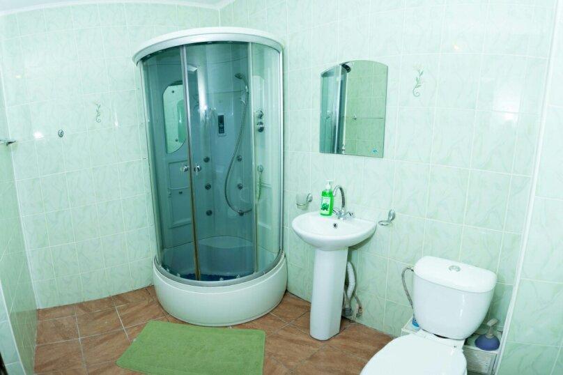 1-комн. квартира, 35 кв.м. на 4 человека, Валерии Гнаровской, 10к4, Тюмень - Фотография 10