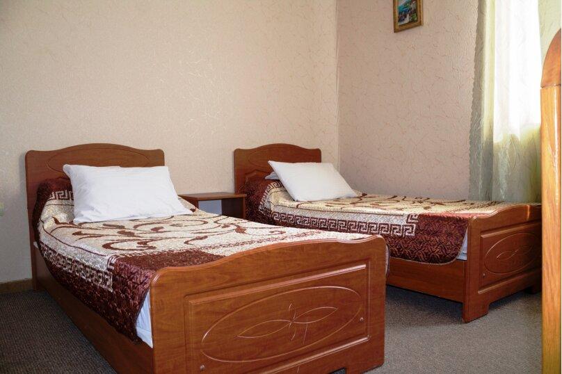 Стандарт с двумя односпальными кроватями, проспект Победы, 65, Симферополь - Фотография 1