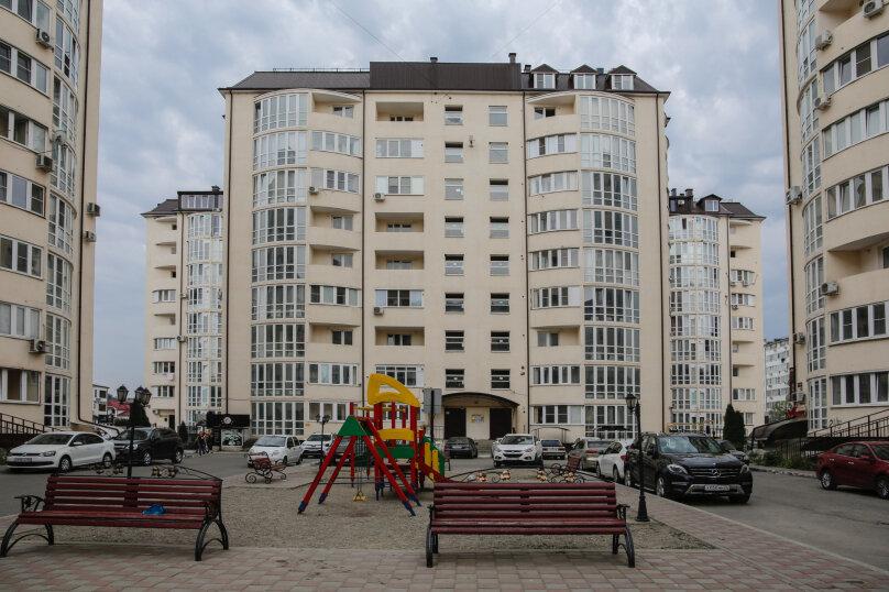 1-комн. квартира, 35 кв.м. на 4 человека, Оранжерейная улица, 21к3, Пятигорск - Фотография 4