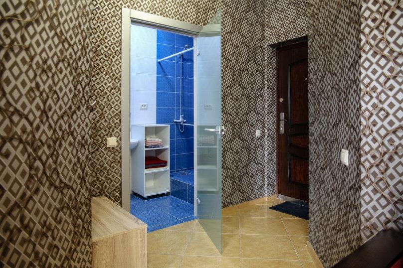 1-комн. квартира, 35 кв.м. на 4 человека, Оранжерейная улица, 21к3, Пятигорск - Фотография 11