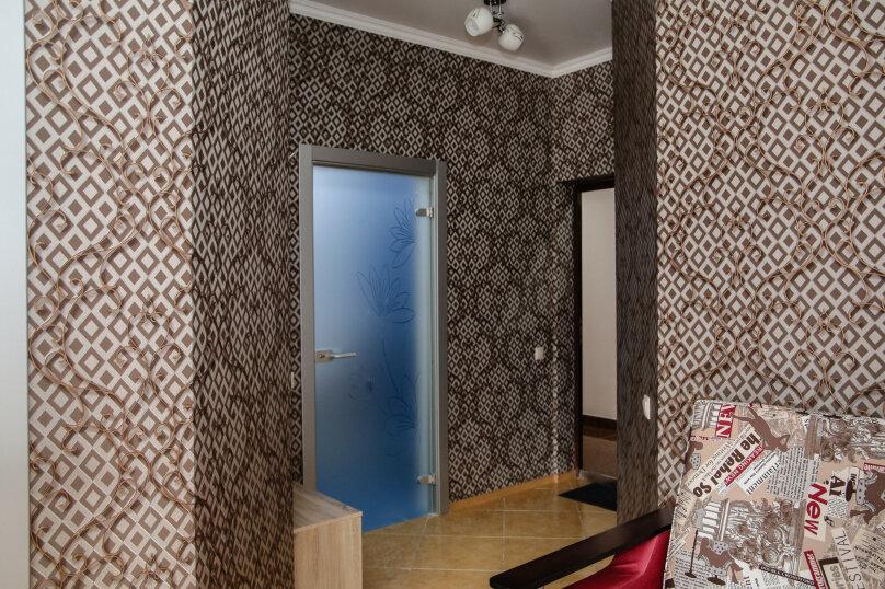 1-комн. квартира, 35 кв.м. на 4 человека, Оранжерейная улица, 21к3, Пятигорск - Фотография 13