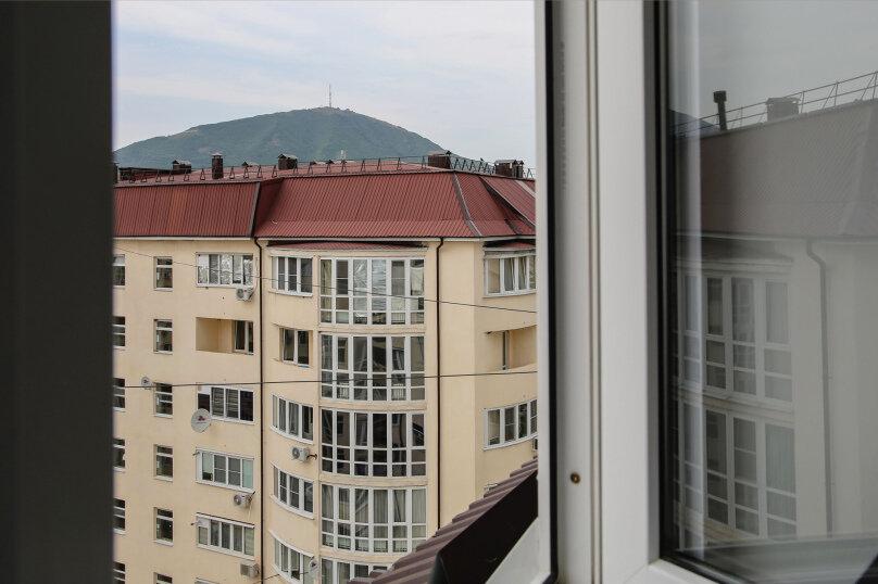 1-комн. квартира, 35 кв.м. на 4 человека, Оранжерейная улица, 21к3, Пятигорск - Фотография 14