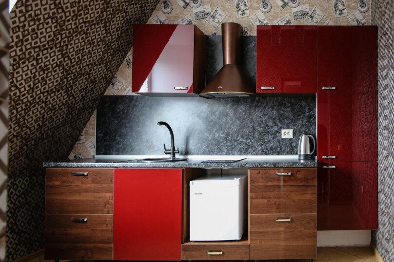 1-комн. квартира, 35 кв.м. на 4 человека, Оранжерейная улица, 21к3, Пятигорск - Фотография 1