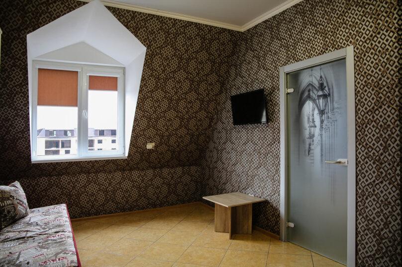 1-комн. квартира, 35 кв.м. на 4 человека, Оранжерейная улица, 21к3, Пятигорск - Фотография 22
