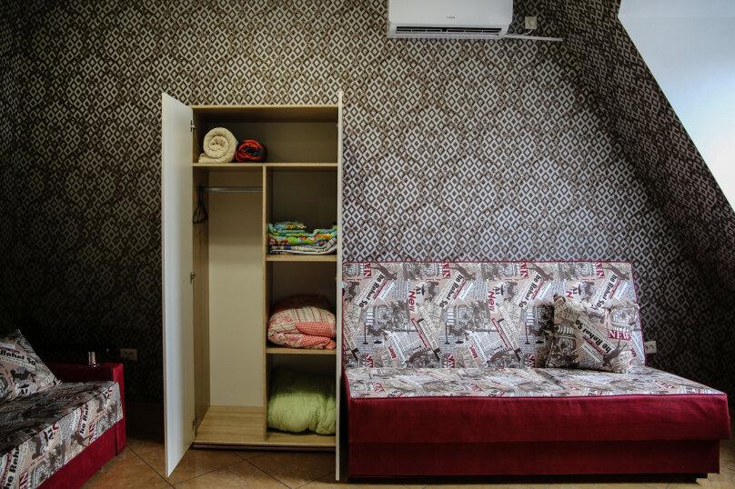 1-комн. квартира, 35 кв.м. на 4 человека, Оранжерейная улица, 21к3, Пятигорск - Фотография 23