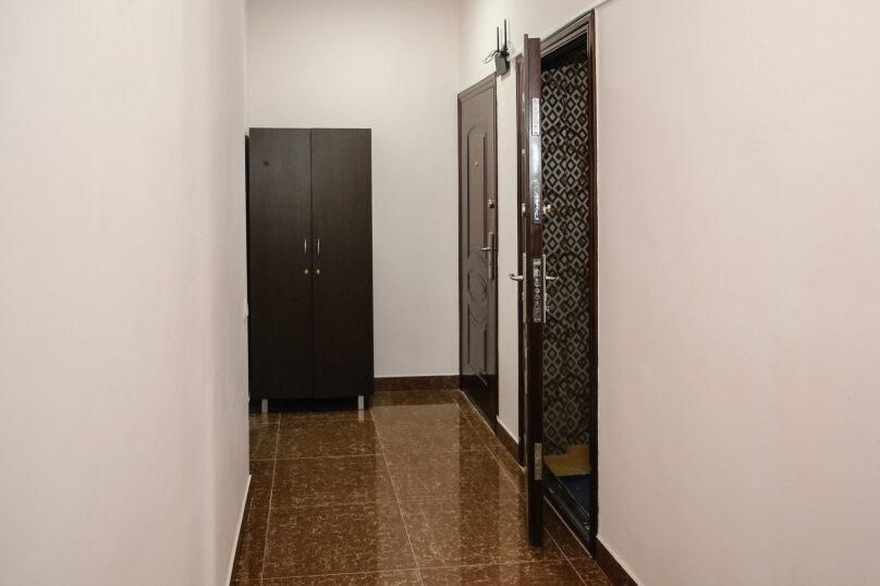 1-комн. квартира, 35 кв.м. на 4 человека, Оранжерейная улица, 21к3, Пятигорск - Фотография 29