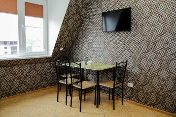 1-комн. квартира, 45 кв.м. на 4 человека, Оранжерейная улица, 21к3, Пятигорск - Фотография 1