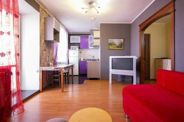 1-комн. квартира, 31 кв.м. на 3 человека, улица Весны, 10, Красноярск - Фотография 1