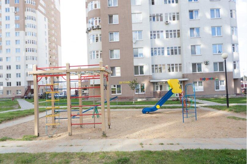 2-комн. квартира, 70 кв.м. на 6 человек, шоссе Космонавтов, 215, Пермь - Фотография 6