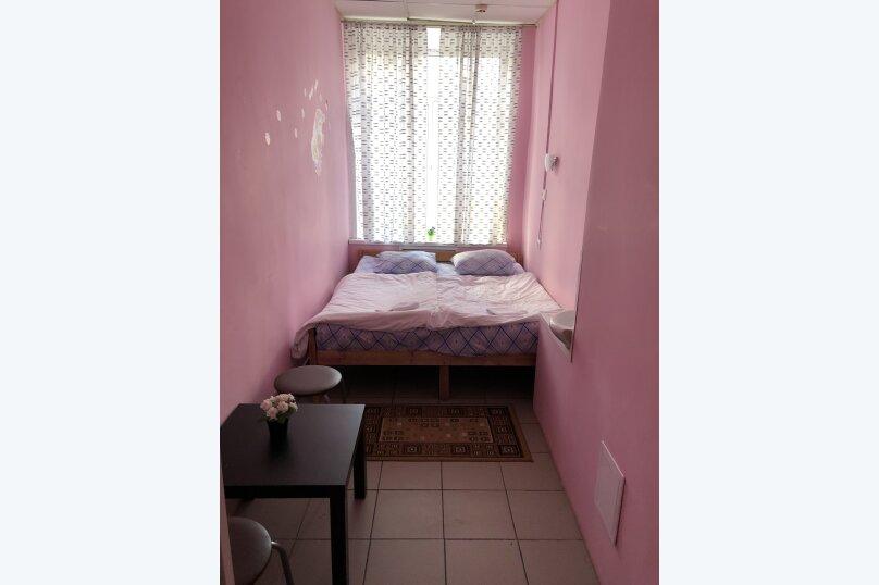 Двухместный номер с широкой кроватью, 2-я Синичкина улица, 19, Москва - Фотография 1