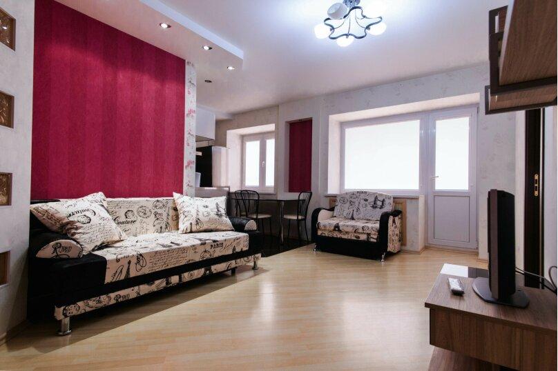 2-комн. квартира, 47 кв.м. на 5 человек, Сибирская улица, 53, Пермь - Фотография 2