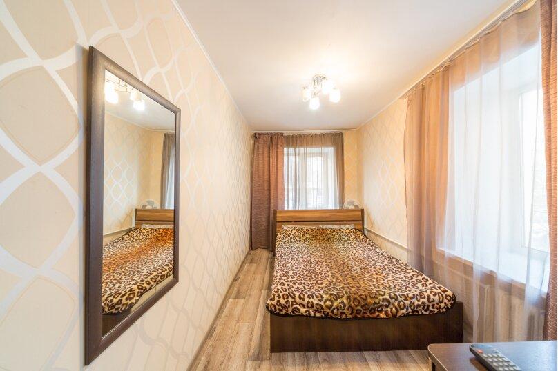 2-комн. квартира, 45 кв.м. на 4 человека, Комсомольский проспект, 24, Пермь - Фотография 15