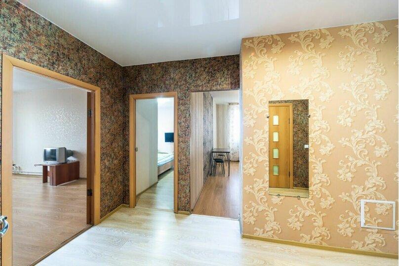 2-комн. квартира, 70 кв.м. на 6 человек, шоссе Космонавтов, 215, Пермь - Фотография 5