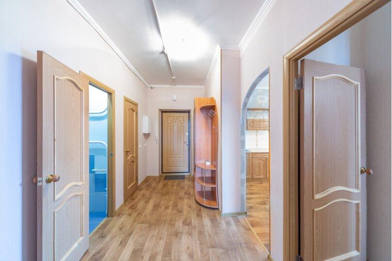 2-комн. квартира, 70 кв.м. на 6 человек, шоссе Космонавтов, 213, Пермь - Фотография 20