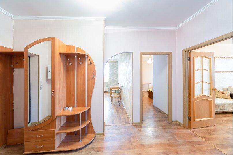 2-комн. квартира, 70 кв.м. на 6 человек, шоссе Космонавтов, 213, Пермь - Фотография 21