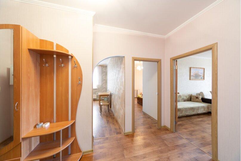 2-комн. квартира, 70 кв.м. на 6 человек, шоссе Космонавтов, 213, Пермь - Фотография 23