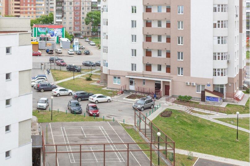 2-комн. квартира, 70 кв.м. на 6 человек, шоссе Космонавтов, 213, Пермь - Фотография 25