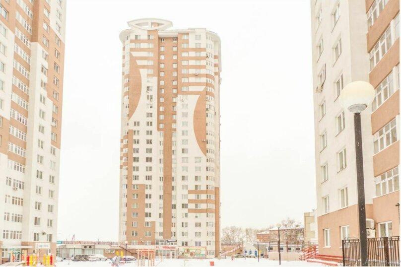 2-комн. квартира, 70 кв.м. на 6 человек, шоссе Космонавтов, 213, Пермь - Фотография 27