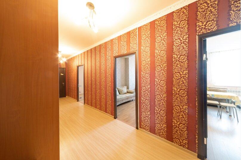 2-комн. квартира, 70 кв.м. на 6 человек, шоссе Космонавтов, 215, Пермь - Фотография 9