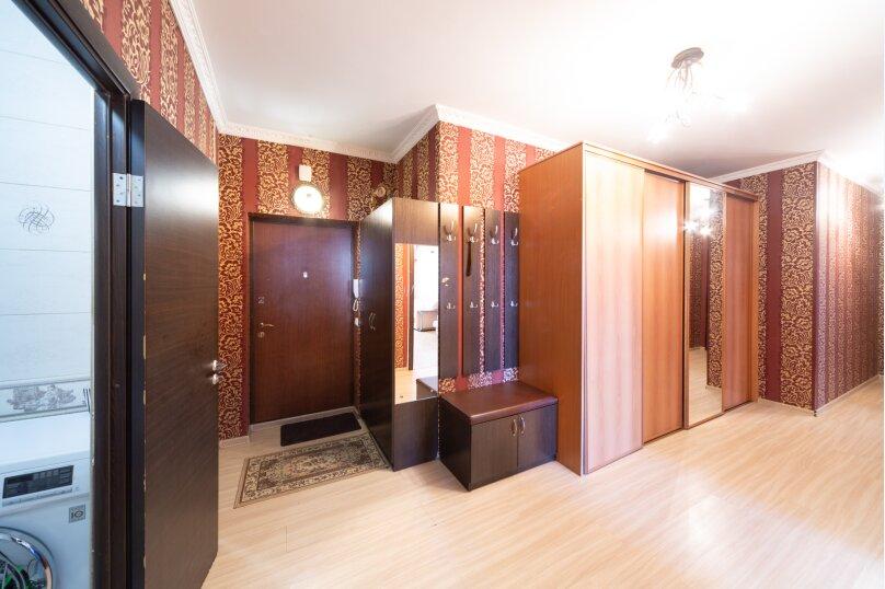 2-комн. квартира, 70 кв.м. на 6 человек, шоссе Космонавтов, 215, Пермь - Фотография 10