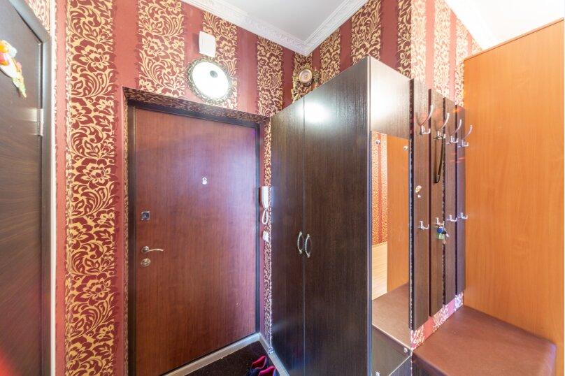 2-комн. квартира, 70 кв.м. на 6 человек, шоссе Космонавтов, 215, Пермь - Фотография 16