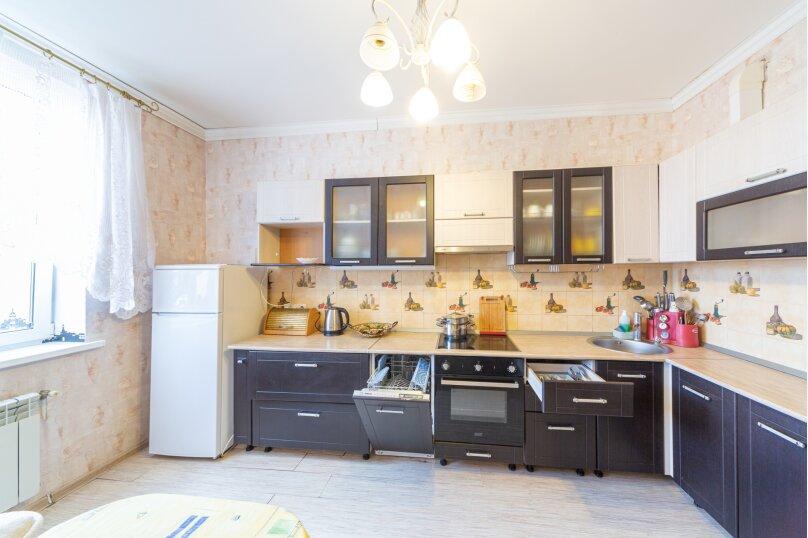 2-комн. квартира, 70 кв.м. на 6 человек, шоссе Космонавтов, 215, Пермь - Фотография 19