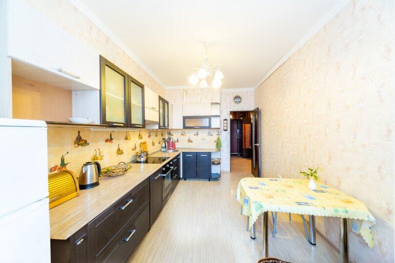 2-комн. квартира, 70 кв.м. на 6 человек, шоссе Космонавтов, 215, Пермь - Фотография 21