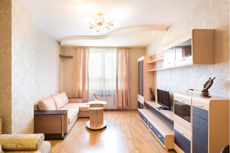 2-комн. квартира, 70 кв.м. на 6 человек, шоссе Космонавтов, 215, Пермь - Фотография 26