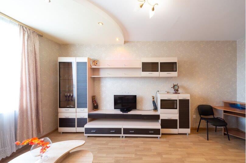 2-комн. квартира, 70 кв.м. на 6 человек, шоссе Космонавтов, 215, Пермь - Фотография 28