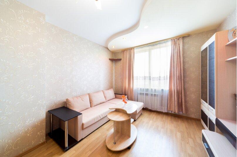 2-комн. квартира, 70 кв.м. на 6 человек, шоссе Космонавтов, 215, Пермь - Фотография 29