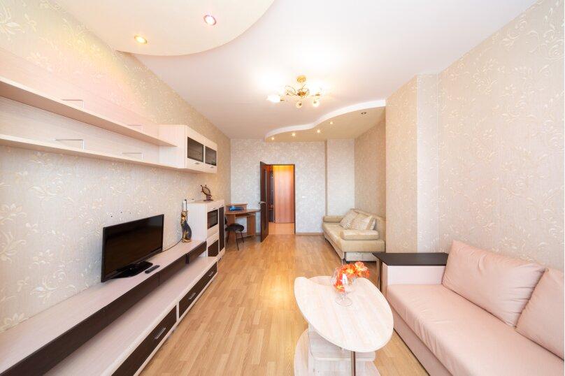 2-комн. квартира, 70 кв.м. на 6 человек, шоссе Космонавтов, 215, Пермь - Фотография 30